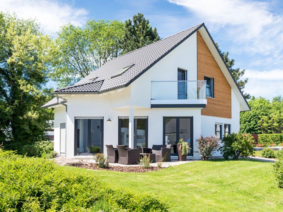 Fertighaus, Einfamilienhaus, schnell und planungssicher, Foto: js-photo/fotolia.com