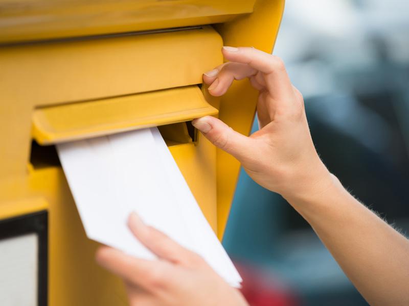 Eigenbedarfskündigung, Briefkasten, Foto: Andrey Popov/fotolia.com