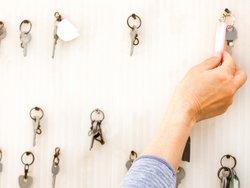 Zweitschlüssel, Ersatzschlüssel, Foto: iStock.com / JannHuizenga