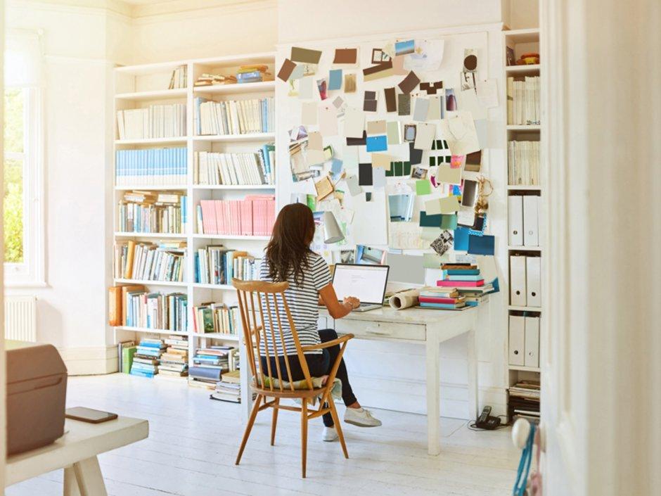 Steuer, Mieter, Arbeitszimmer, Foto: iStock/Dean Mitchell