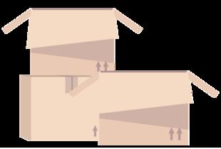 Umzug, Übersiedlung, übersiedeln, Umzugskarton, Umzugskiste