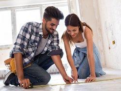Wohnfläche, ausmessen, Wohnfläche berechnen, Foto: iStock/didesign