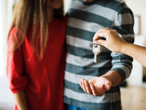 Wohnungsschlüssel, Übergabe, Foto: rawpixel/unsplash.com