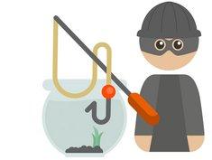 Betrugsmaschen, Phishing, Grafik: immowelt.de