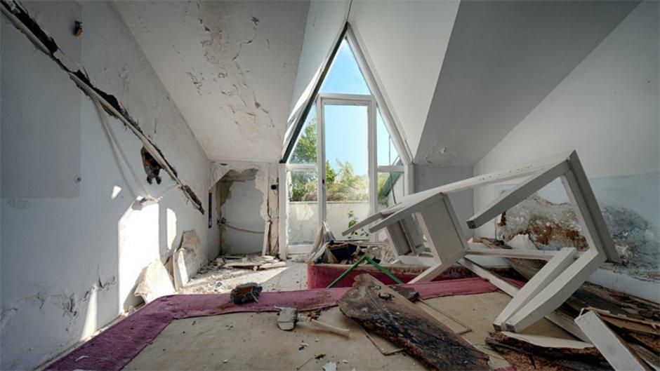 Eine Wohnung voller Unrat, Foto: istock.com / temizyurek