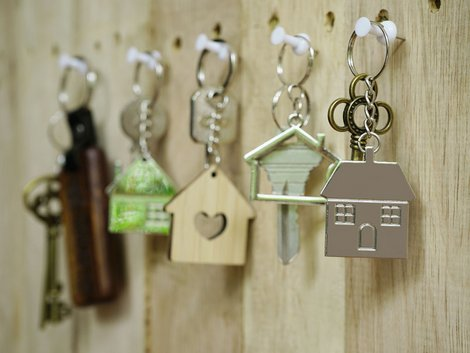 Schlüssel, Wohnungsschlüssel, Foto: iStock.com/sundaemorning