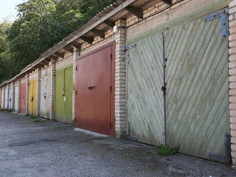 Garagenmietvertrag, Garagenhof, Foto: photofranz56/fotolia.com