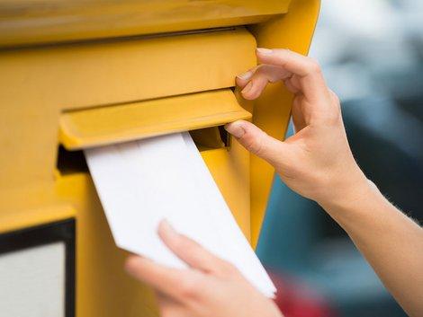 Briefkasten, Mietzinsminderung, Schimmel in der Wohnung