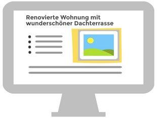 Immobilienanzeigen, Suchmaschinen, Optimierung, SEO, Grafik: immowelt.at